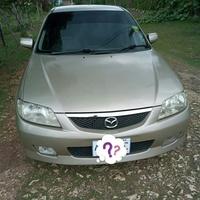 Mazda 323 1,5L 2002