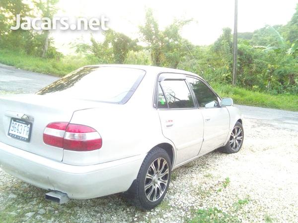 Toyota Corolla 1,2L 1996-2