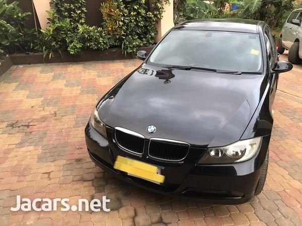 BMW 3-Series 2,5L 2009-3