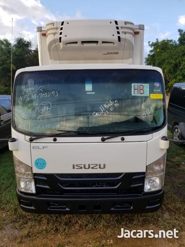 2015 Isuzu Elf Freezer Truck-1