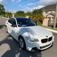BMW 5-Series 5,5L 2012