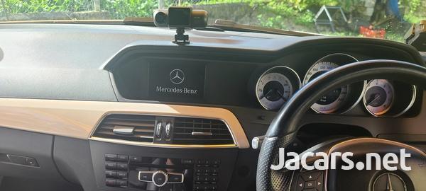Mercedes-Benz C-Class 1,6L 2014-14