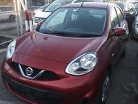 Nissan March 1,2L 2016