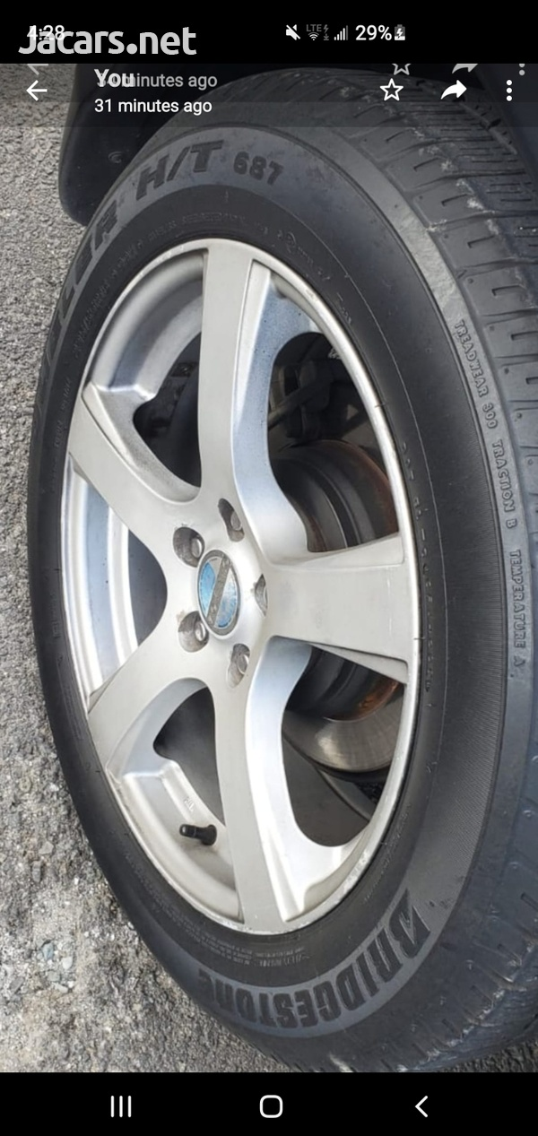18 inches rims with tires-4
