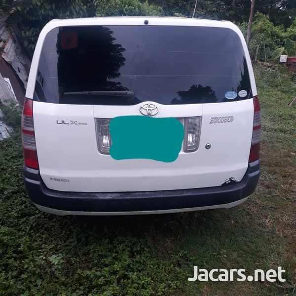 Toyota Succeed 1,4L 2012-2