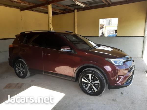 Toyota RAV4 2,0L 2016-1