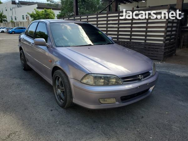 Honda Accord 1,8L 2002-1