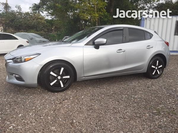 Mazda 3 2,0L 2017-3
