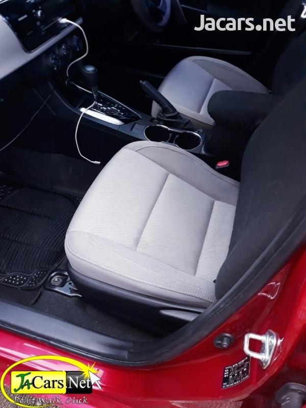 Toyota Corolla 2015-2