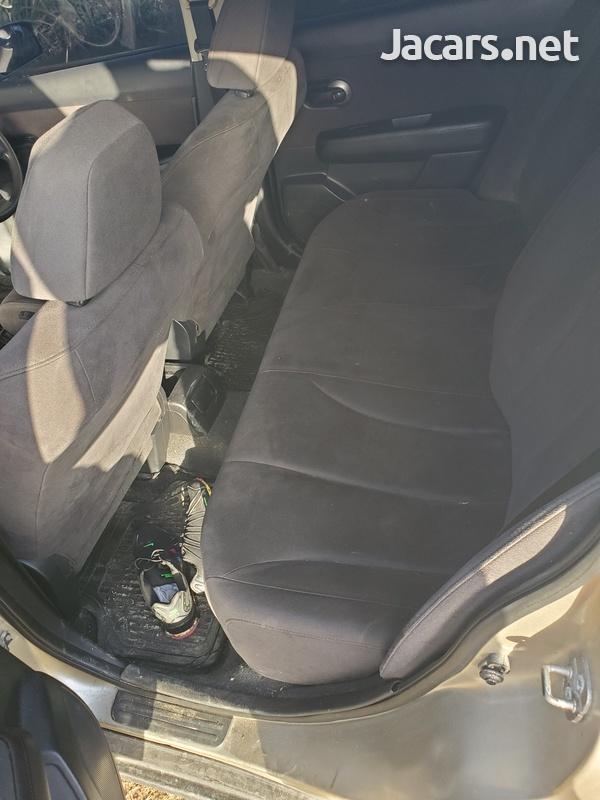 Nissan Tiida 1,8L 2007-2