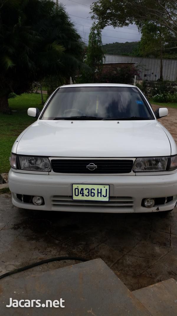 Nissan Sunny 1,3L 1993-1