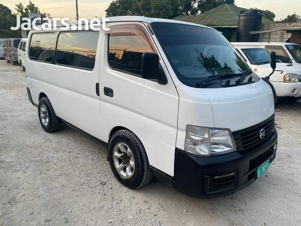 Nissan Caravan 3,0L 2005-4
