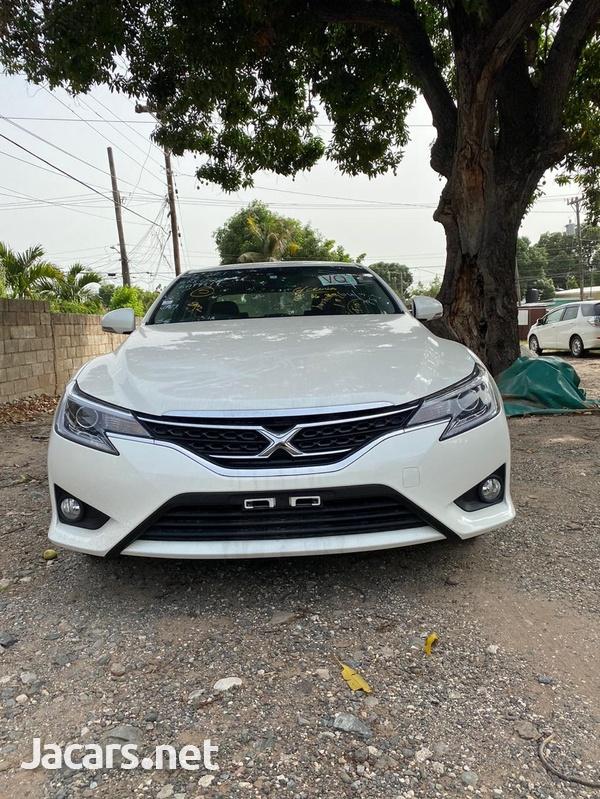 Toyota Mark X 2,4L 2016-1
