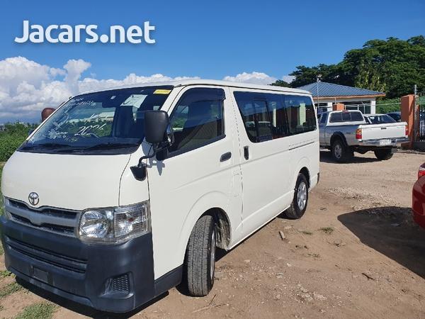 Toyota Haice Bus 2,0L 2013-2