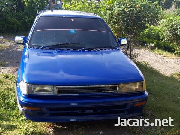 Toyota Corolla 1,5L 1990-4