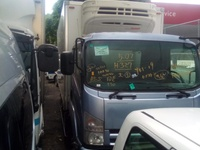 Isuzu Forward 7 ton freezer 2009