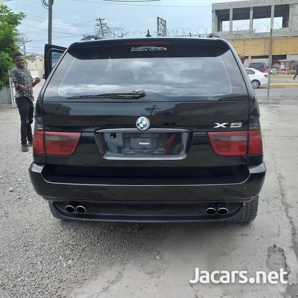 BMW X5 3,0L 2002-3