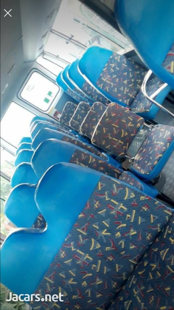 HAVE YOUR BUS FULLY SEATED OUT WITH FOUR ROWS.CONTACT THE EXPERTS 8762921460-4
