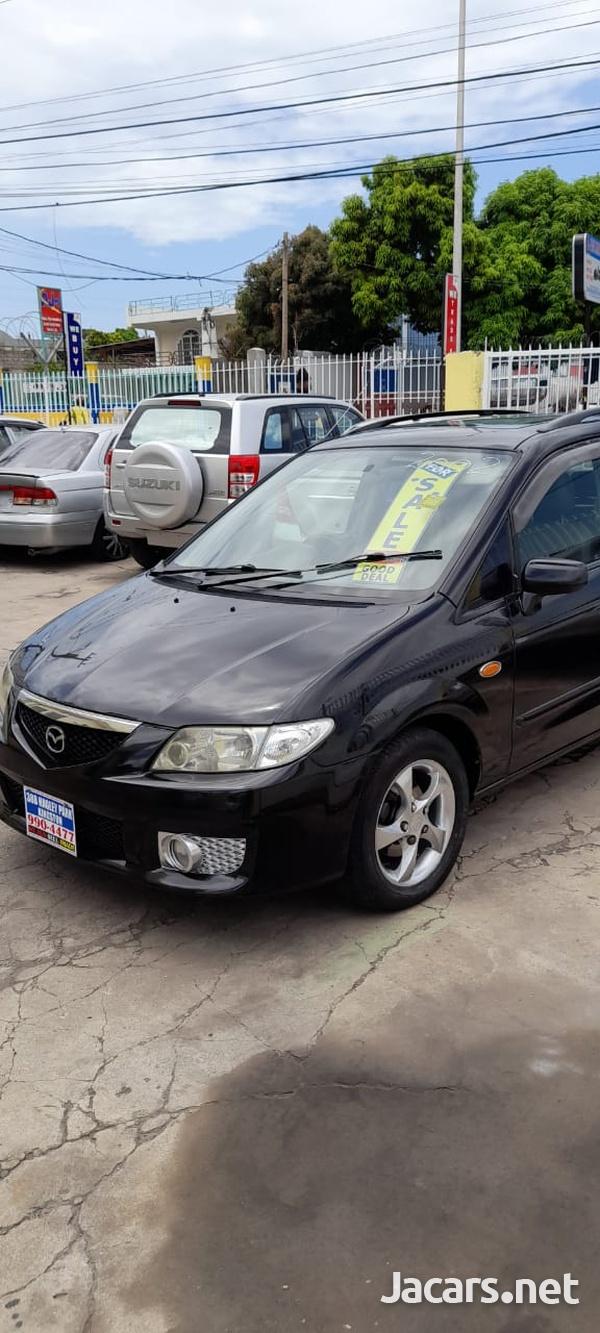 Mazda Premacy 1,8L 2002-1