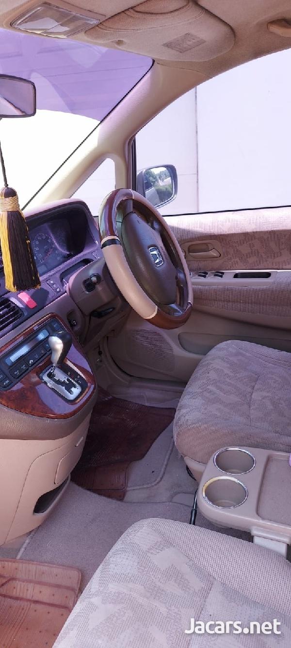 Honda Odyssey 2,5L 2002-13