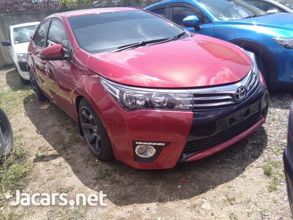 Toyota Corolla 1,8L 2015-1