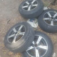 13'rims with brand new tires