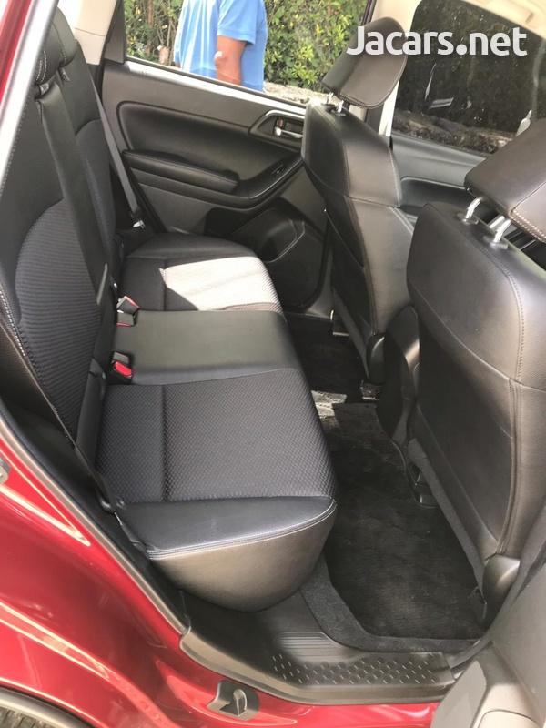 Subaru Forester 2,0L 2013-7