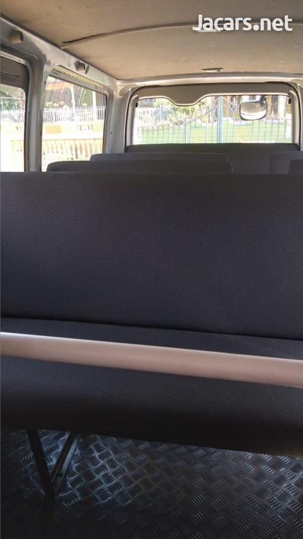 2014 Grey Toyota Hiace Minibus-2
