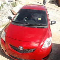 Toyota Yaris 1,9L 2012