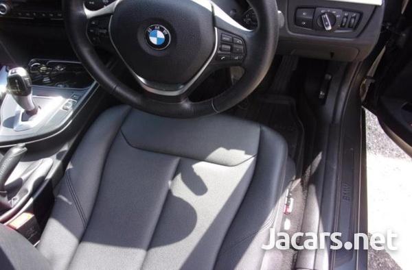 BMW 3-Series 1,5L 2018-2