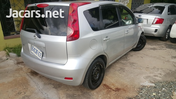 Nissan Note 1,5L 2012-2