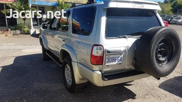 Toyota Hilux 3,0L 2001-4