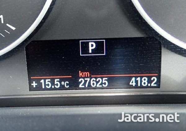 BMW 1-Series 1,6L 2012-15