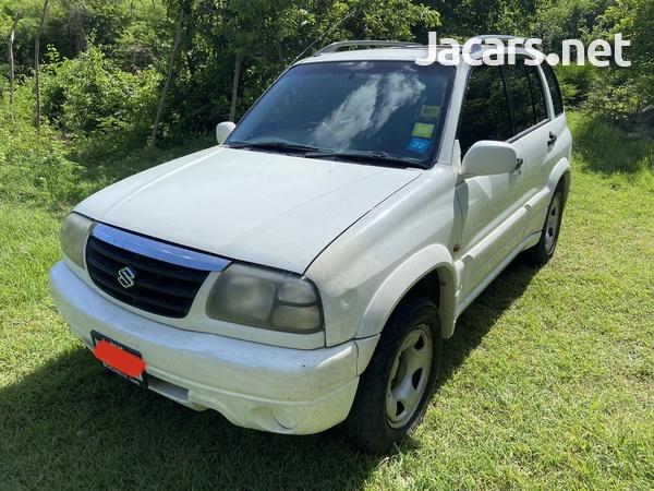 Suzuki Vitara 2,5L 2001-3
