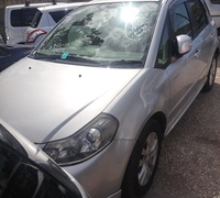 Suzuki SX4 Cars For Sale In Jamaica  Sell, Buy New Or Used