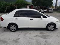 Nissan Tiida 1,2L 2012