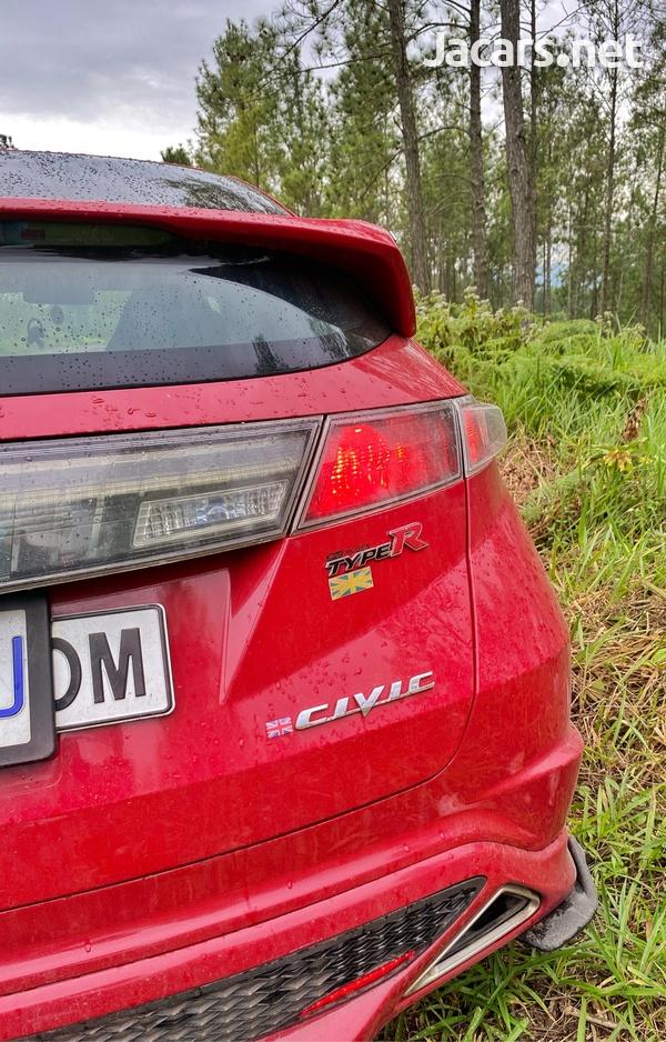 Honda Civic 2,0L 2008-8