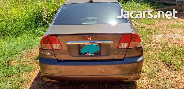 Honda Civic 1,7L 2002-7