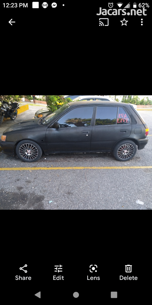 Toyota Starlet 1,5L 1994-2