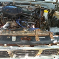 1988 Nissan Cab Plus 2,4L 1988