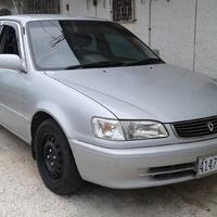Toyota Corolla 1,3L 2001