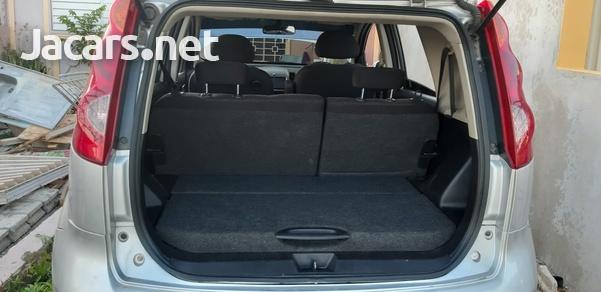 Nissan Note 1,5L 2012-10