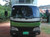 2003 Freezer Truck