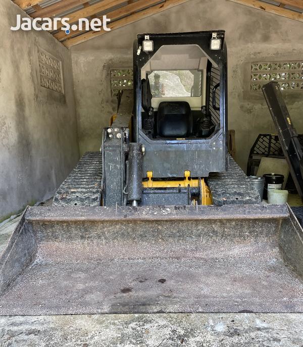 2013 JCB 300T Track Loader-1