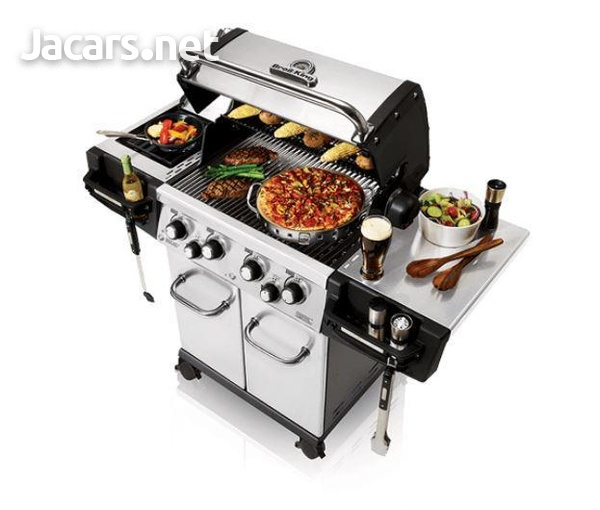 BBQ GRILL BROILER KING GRILL-3