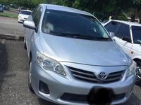 Toyota Corolla XLi 0,5L 2013