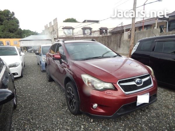 Subaru XV 1,5L 2012-3