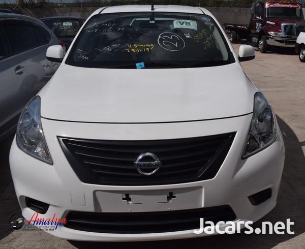 Nissan Latio 1,2L 2014-1