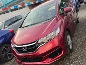 Honda Fit 1,3L 2017