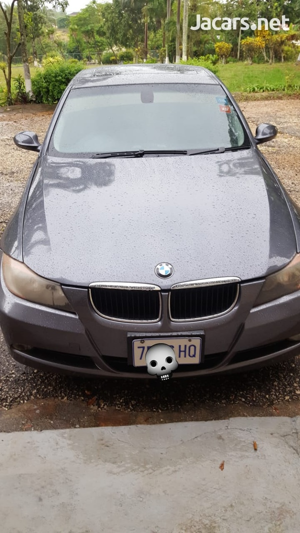 BMW 3-Series 2,5L 2007-8